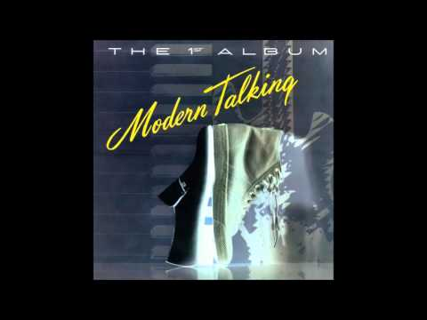 Мodern Talking - The 1st Album (Full Album) HD.1985.
