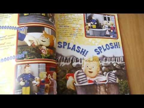 Fireman Sam Story Treasury 8 stories