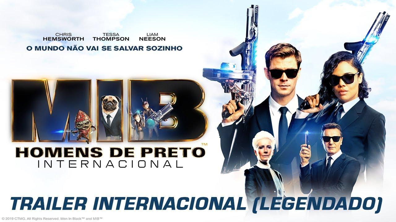 Mib Homens De Preto Internacional Trailer Internacional Oficial Leg 13 De Junho Nos Cinemas