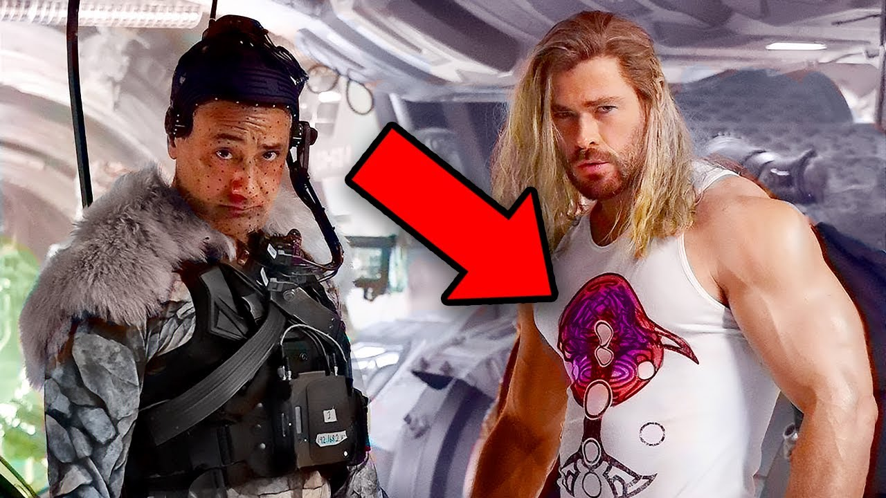 Download THOR LOVE AND THUNDER First look: Loki Crossover Theory!