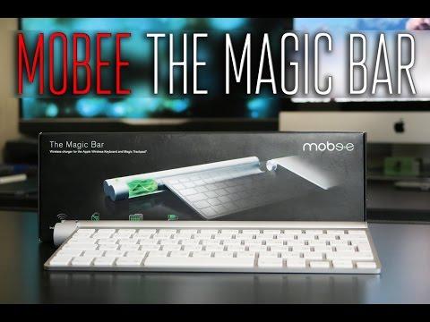 Mobee Magic Bar - Зарядная станция