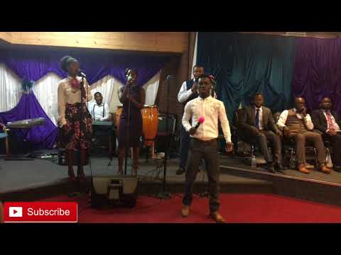 *Your Presence Is Heaven To Me*   Manchester PIWC Choir With Bro. Denis & Elder Andy Afropong