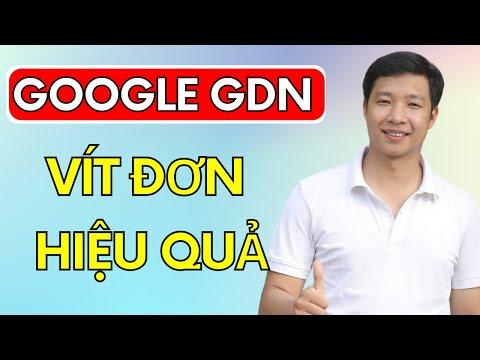 Chạy Quảng Cáo Google GDN Hiển Thị Hiệu Quả 2021 | KHÓA HỌC QUẢNG CÁO GOOGLE ADS TỪ A ĐẾN Z