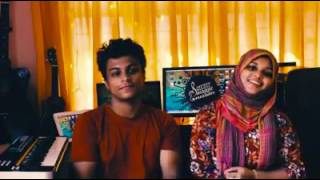Nenjodu Cherthu X Cold Water (Mashup) - Hanan Swaggie ft Hanna Yasir