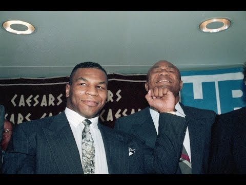 Tyson vs Foreman: The BIGGEST Heavyweight Fight That Never Happend (Boxing Documentary)