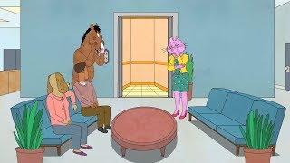 BoJack Horseman -  BoJack has a Rough Night