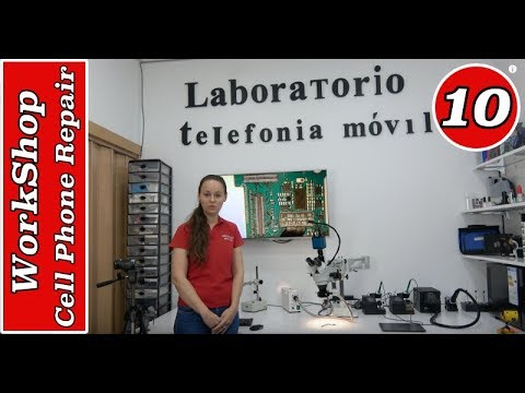 MOBILE REPAIRING COURSE #10  Business Cell Phone Repair