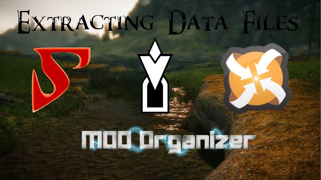 Mod Organizer 2 Skyrim Classic
