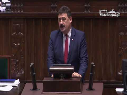 Ryszard Bartosik – wystąpienie z 23 listopada 2017 r.