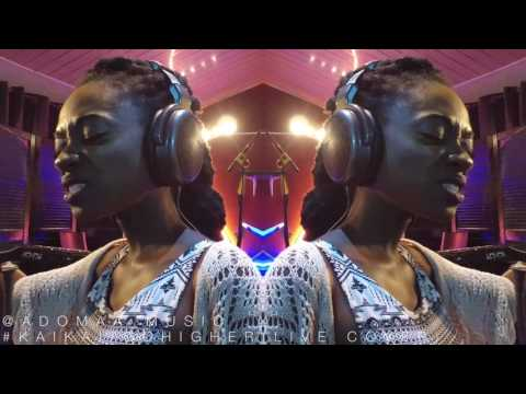 Adomaa Covers Shatta Wale's 'Kai Kai' & StoneBwoy's 'GoHigher' in the 3FS Live Room