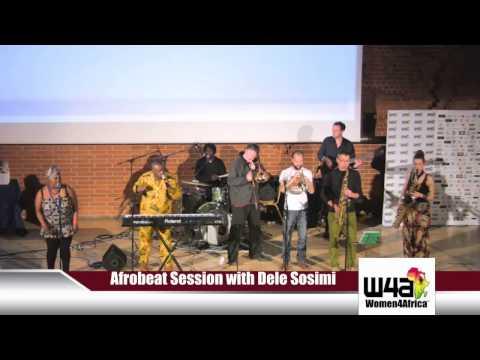 Afrobeat Session Dele Sosimi