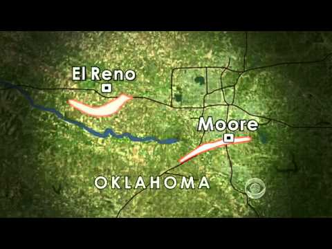 El Reno, Okla., Tornado Was The Widest Ever Recorded