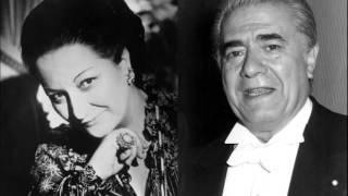Montserrat Caballe & Giuseppe di Stefano. Les Pecheurs de perles. Bizet.