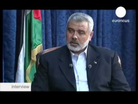 Interview with Ismail Haniyeh - Gaza Crisis news.