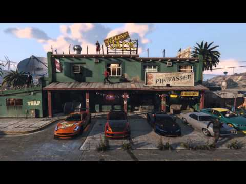 [GTA Online] Mafia Thailand 8 June 15 #Full