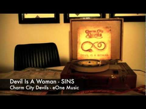 Charm City Devils -  Devil Is A Woman Lyric Video