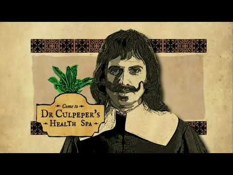 Horrible Histories Tobacco in Dr Culpepper's Health Spa