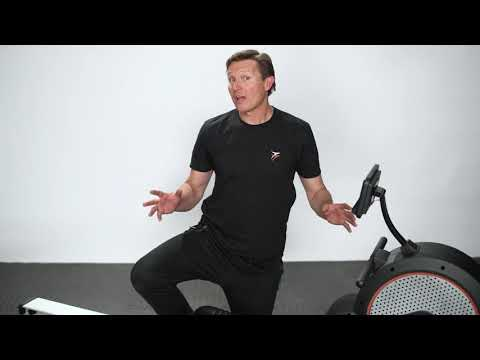 Roger Black Fitness Gold Air Rower Assembly Video