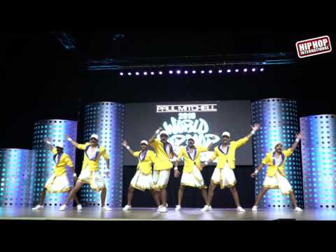 UpClose: 13.13 Crew - India (Adult Division) @ #HHI2016 World Finals!!