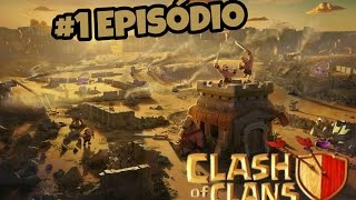 CLASH OF CLANS: O CV 8 MAIS LIXO DO CLASH OF CLANS