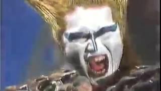 日本テレビ ロック鳴缶Ⅱ B.D.7(西暦1992)年7月4日放送分より デーモ...