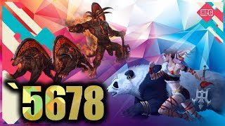 hon 5678 war beast wildsoul cm