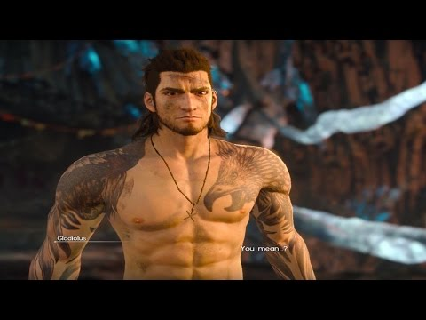 FINAL FANTASY XV - Episode Gladio All Cutscenes / Full Movie [1080P 60FPS]