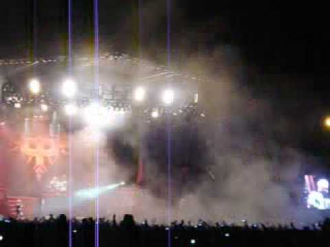 Judas Priest Breaking The Law nov 3 2008 bogota colombia
