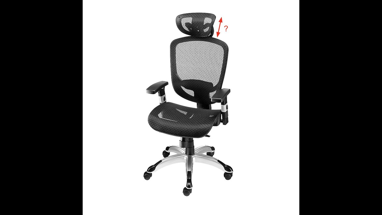 Adjustable Headrest Office Computer Swivel Lifting Chair Neck Protection Pillow Office Chair Accessories Free Installation Furniture Frames Aliexpress
