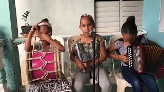 las niñas divinas un problema se aproxima dedicado para Manuel tambora y su esposa Juana en nagua