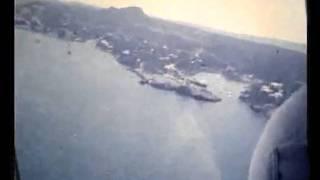 Volando sobre Mallorca en 1974