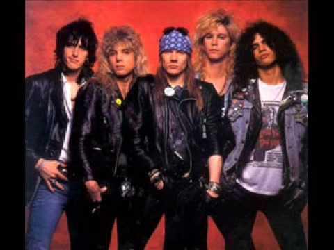 Guns N Roses You Could Be Mine Lyrics