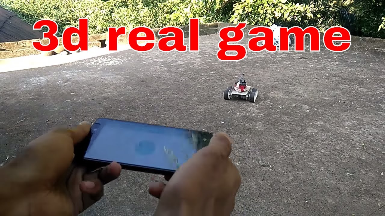 How To Make Gesture Control Robot Car Using Arduino Smartphone Circuit Design Of Android Controlled Accelerometer