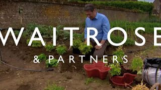 Alan Titchmarsh Shows You How To Grow Your Own Strawberries - Waitrose