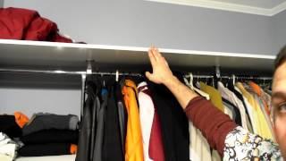 видео Шкафы для одежды