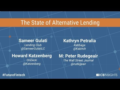 The State of Alternative Lending