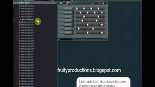 Fl Studio Tutorial - Fruity Loops Tutorial for beginners + samples and loops download