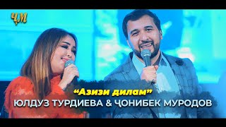 Jonibek Murodov \u0026 Yulduz Turdiyeva - Azizi dilam in Samarqand 2021