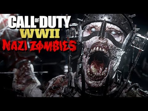Call of Duty WW2 Nazi Zombies Mode #01 - The Final Reich