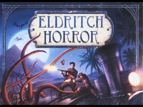 EP 05 - Epic Eldritch Horror: Traders in Dust