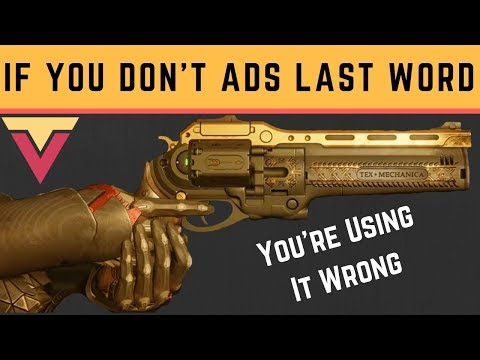 If You Don't ADS Last Word, You're Using It Wrong