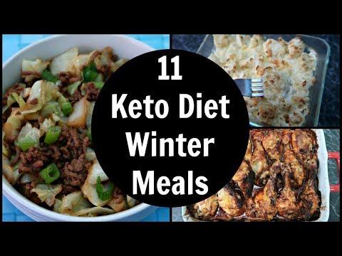 11 Keto Diet Winter Recipes