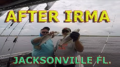 POST, HURRICANE IRMA - Jacksonville, Fl. Fishing