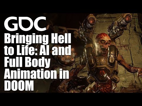 Bringing Hell to Life: AI and Full Body Animation in DOOM