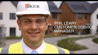 #KierHeroes - Phil Leary, customer service manager