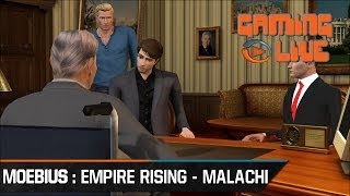 Gaming live Moebius : Empire Rising - Malachi, comique malgré lui PC Mac