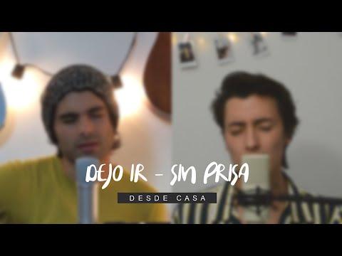 Dejo Ir / Sin Prisa - Pio Perilla & César Pinzón [Desde Casa]