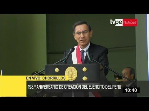 Presidente Vizcarra: los ciudadanos tienen derecho a decidir su futuro en las urnas