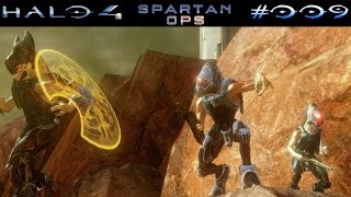 HALO 4: SPARTAN OPS | #009 - Artefakt: Pelican Down | Let's Play Halo The Master Chief Collection