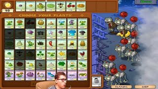 Plants vs Zombies - СЕКРЕТНЫЕ МИНИ-ИГРЫ - Big Time, Art Challenge Sunflower, Air Raid, High Gravity
